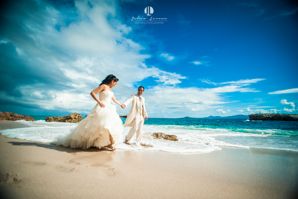 Puerto Vallarta photographer - trash the dress session
