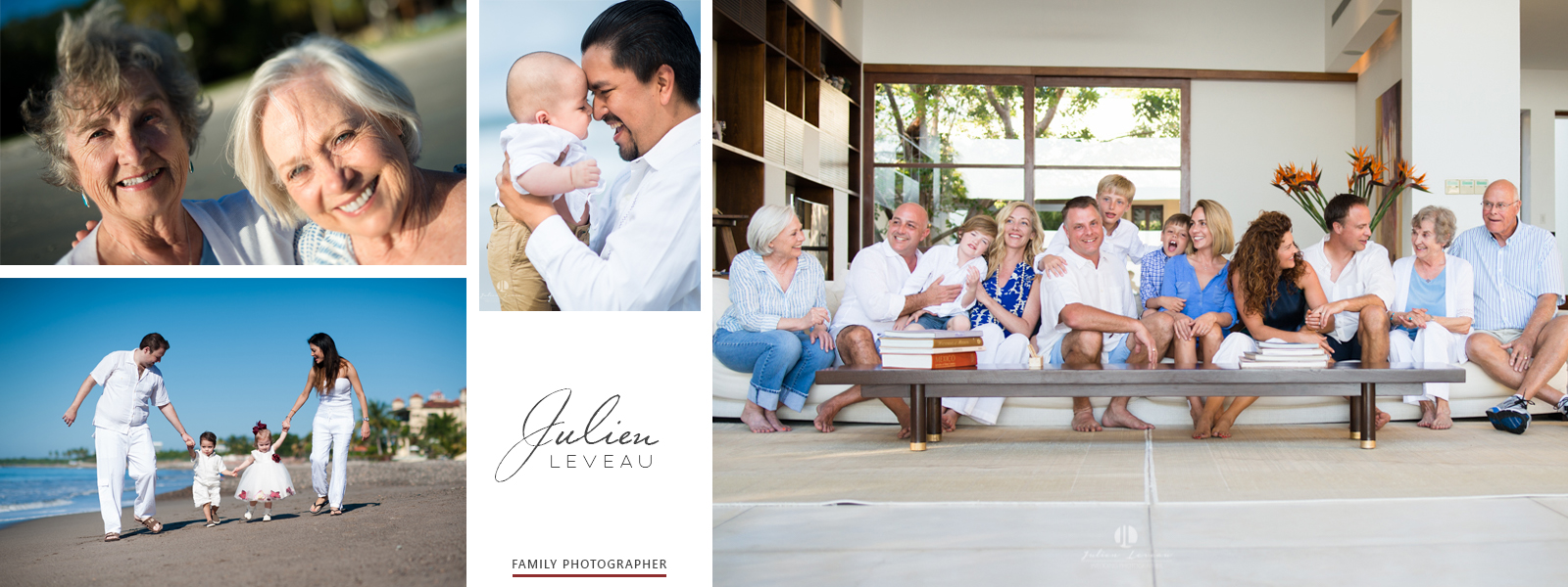 Puerto Vallarta Family Photographer