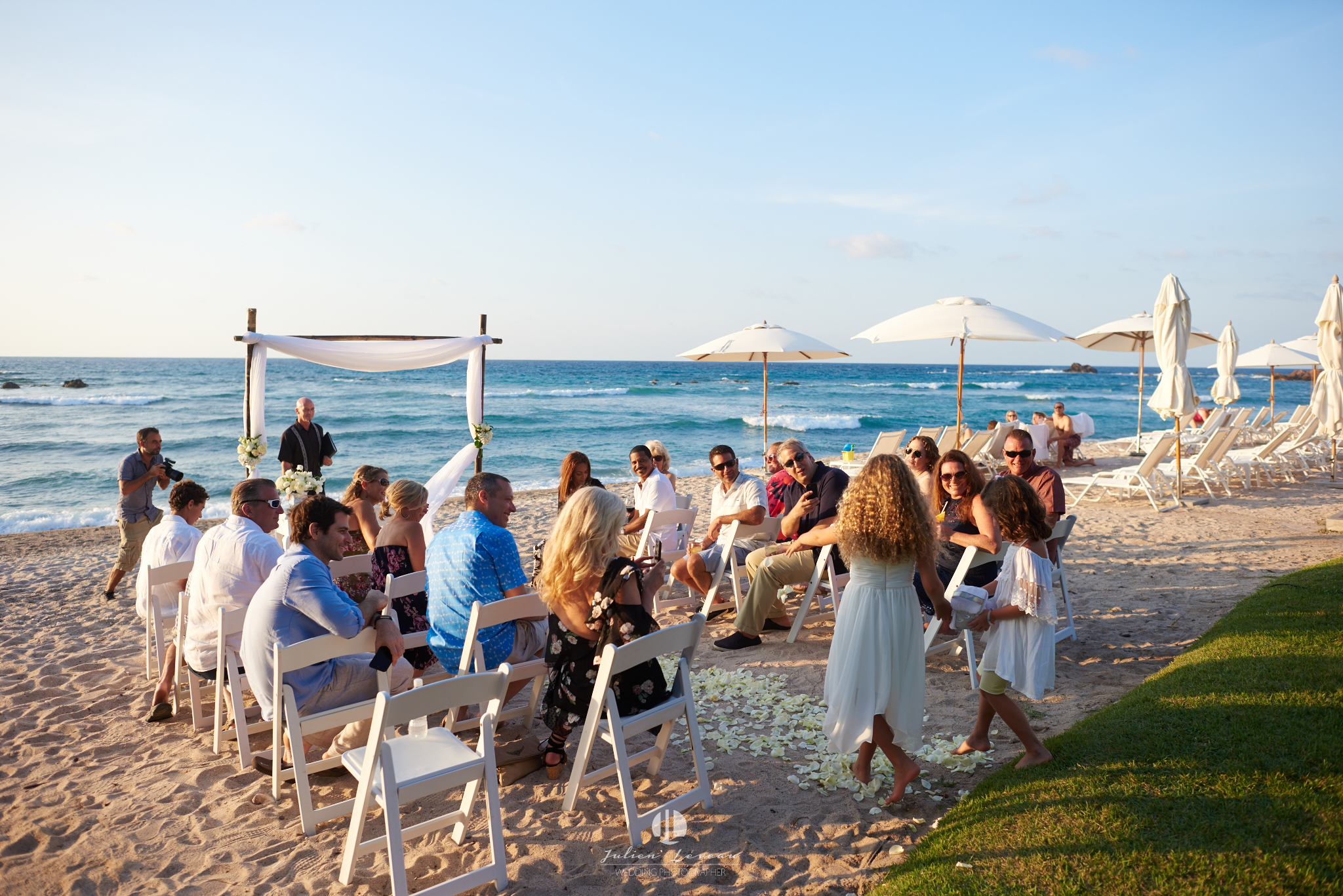 Wedding venue Punta Mita beach club