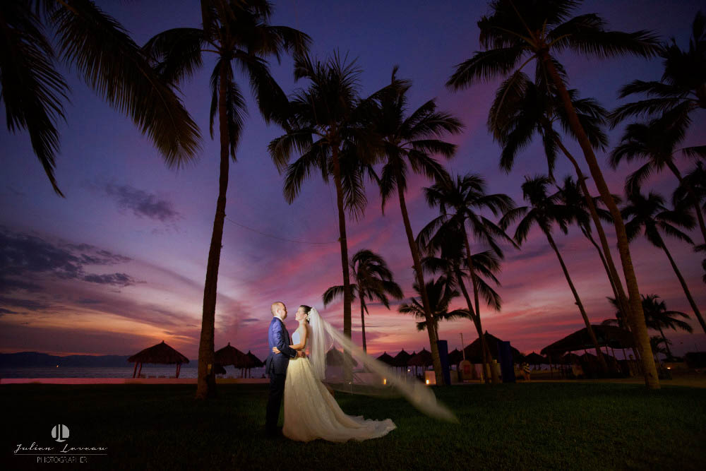 Wedding photographer – Westin Resort Vallarta