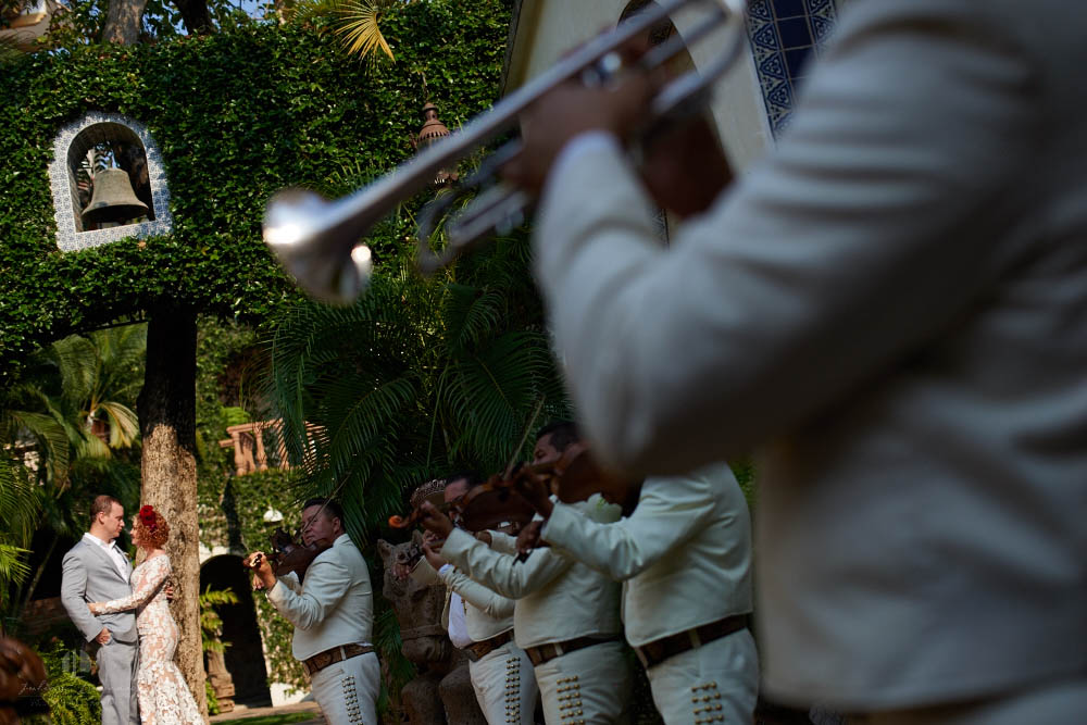 Wedding at hacienda San Angel Puerto Vallarta