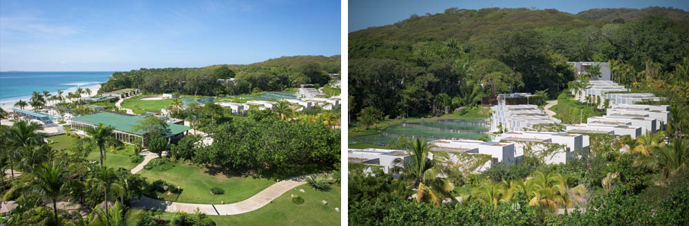 Hotel W Punta de Mita - into nature