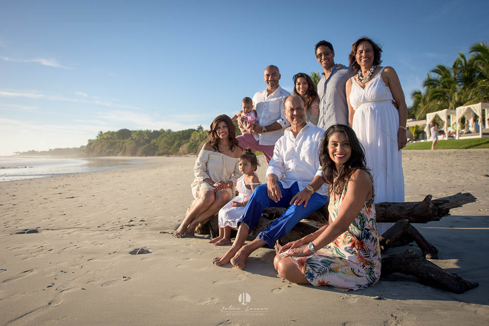 Photo session at the W, Punta Mita