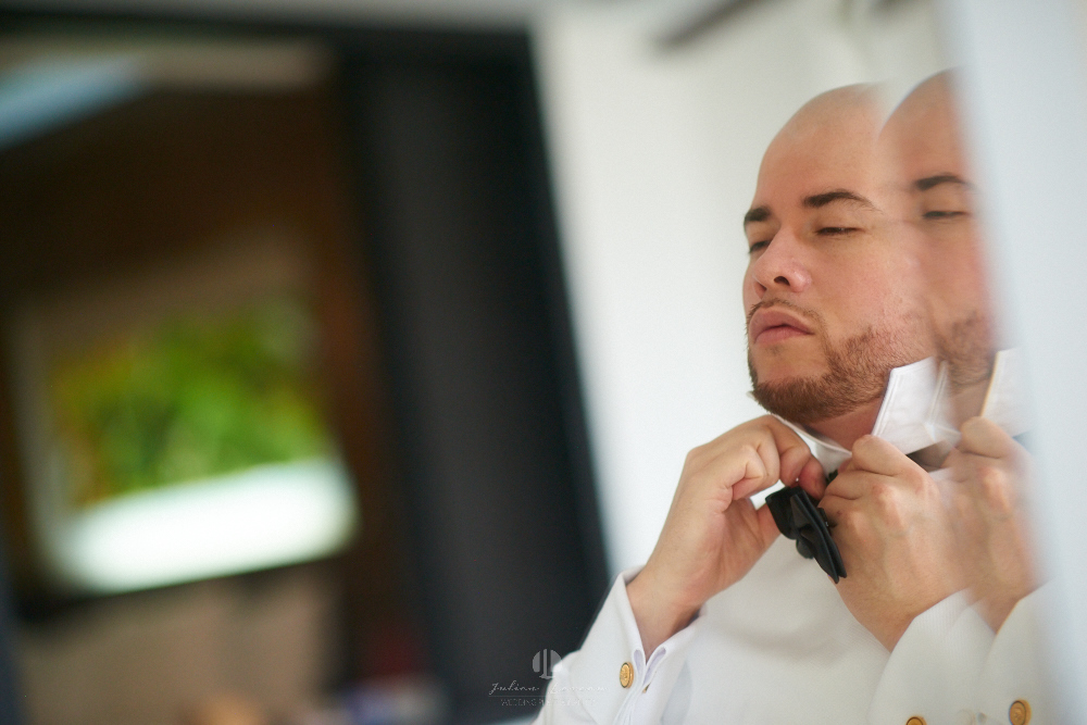 Punta Mita photographer - Getting ready