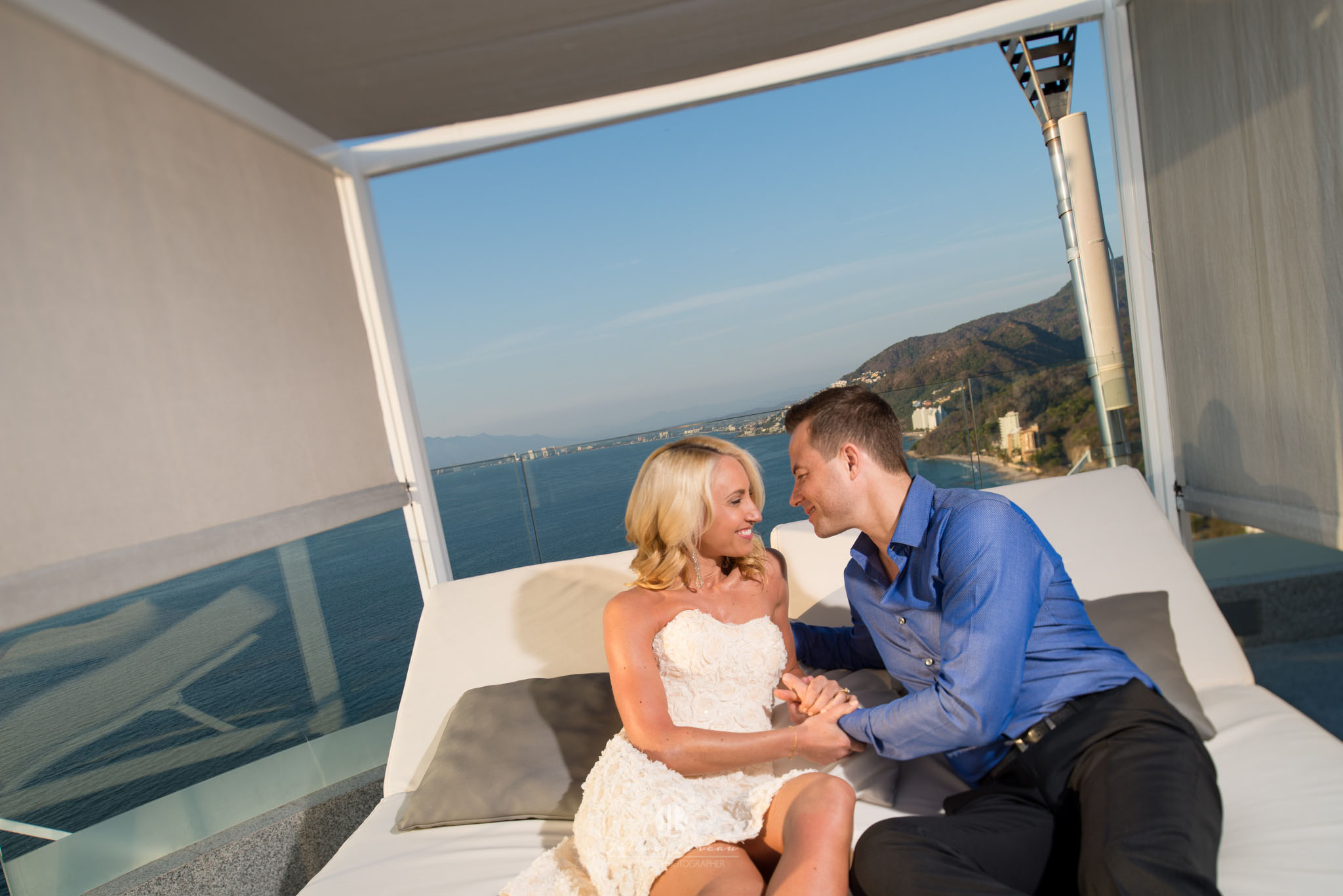Engagement photo shoot in Puerto Vallarta Gaarza Blanca