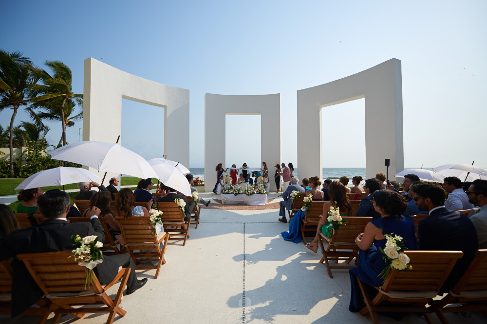 Wedding venue Grand Velas, Nuevo Vallarta