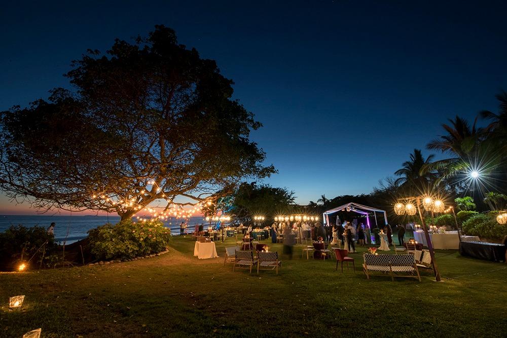 Wedding venue Nahui, Punta Mita